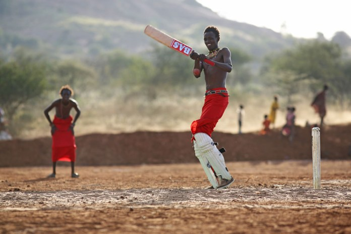 """Warriors"""" Is A Movie About A Maasai Cricket Team Dedicated To Ending Female  Genital Mutilation : Goats and Soda : NPR"""