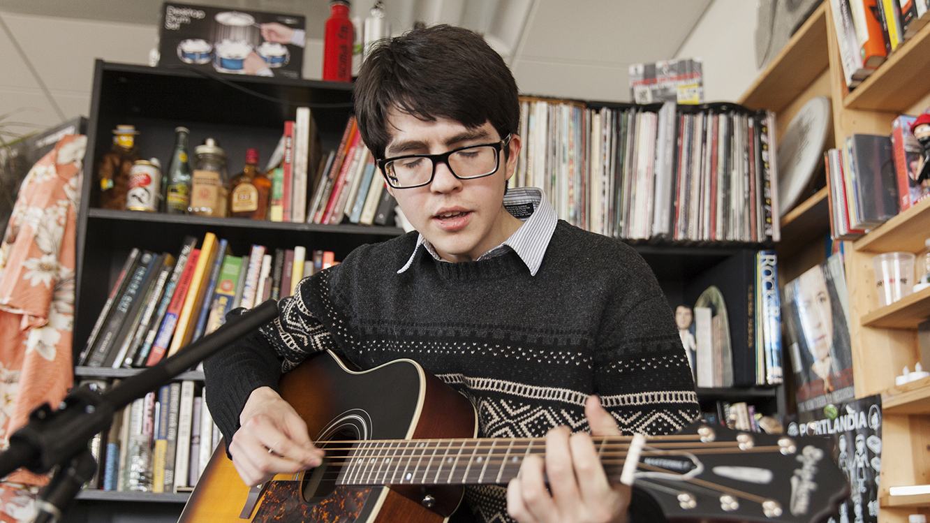 Car Seat Headrest  Tiny Desk Concert   NPR