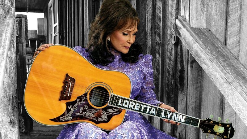Full Circle is Loretta Lynn's first album in nearly 12 years.