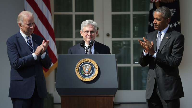 Merrick Garland Has A Reputation Of Collegiality Record Of Republican Support