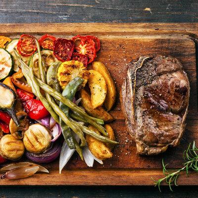 Pour la Journée de la Terre, le rapport a Nouvelles pour soulager la conscience d'un Meat-Lover