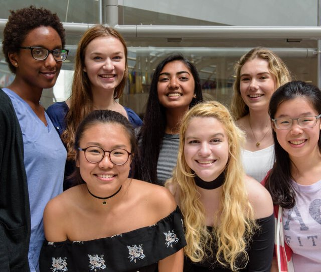Why These Teen Girls Give Helen Clark More Snaps Than Beyonce