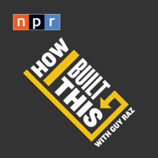 How I Built This logo