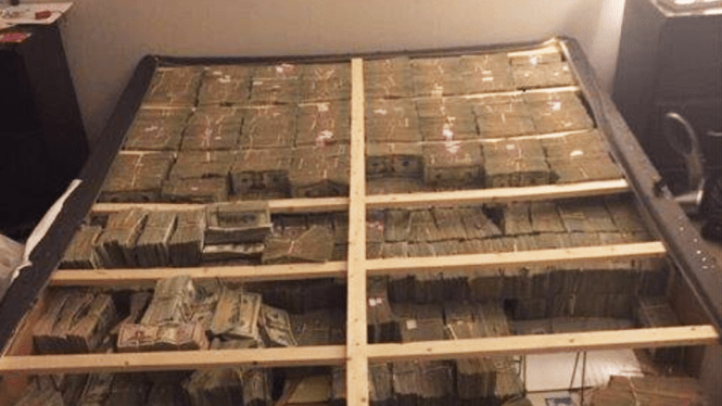 Feds Find 20 Million Hidden Under A Mattress In Massachusetts The Two Way Npr