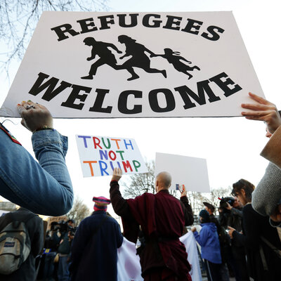 Trump's Immigration Freeze Omits Those Linked To Deadly Attacks In U.S.