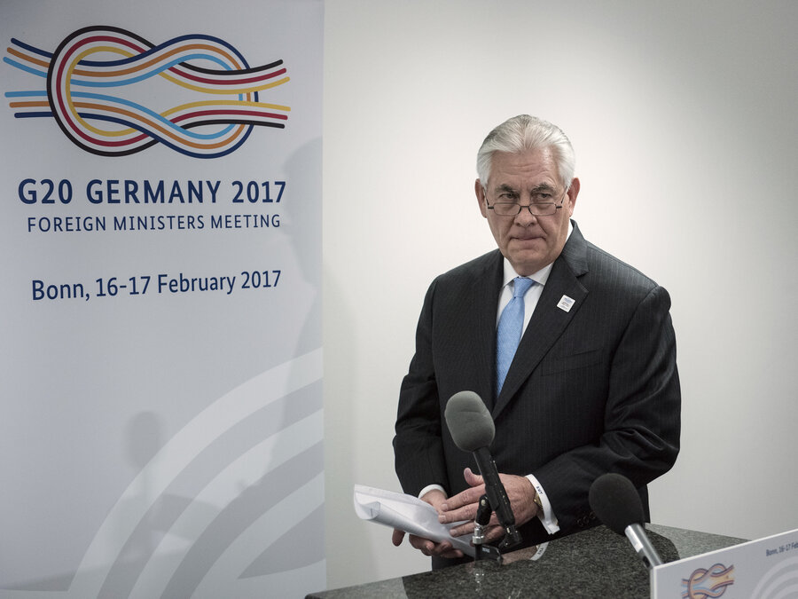 Image result for photos of rex tillerson around the world