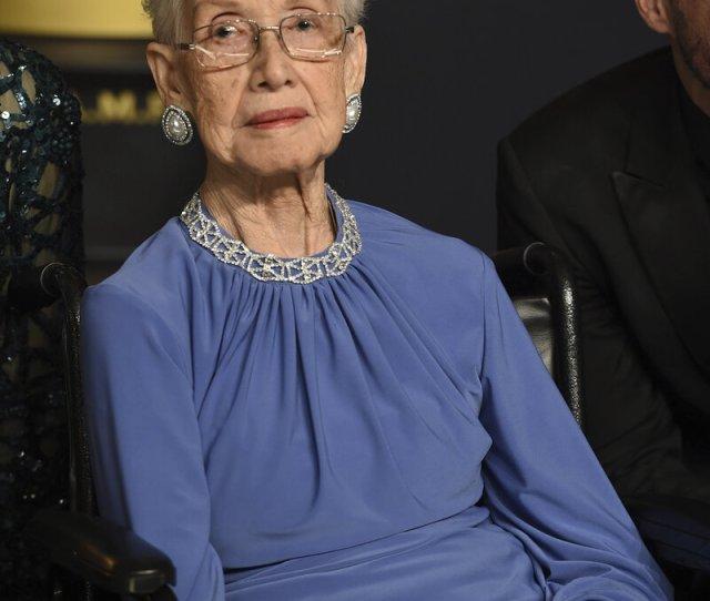 Hidden Figures Mathematician Katherine Johnson Dies Npr