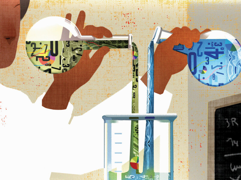 Competition for scarce funding and tenure may be prompting some scientists to cut corners.