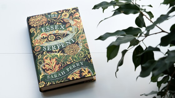 The Essex Serpent, by Sarah Perry.