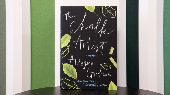 The Chalk Artist, by Allegra Goodman.