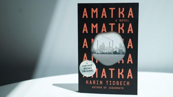 Amatka, by Karin Tidbeck