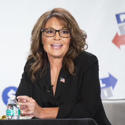 Sarah Palin Sues 'New York Times,' Says Editorial Defamed Her