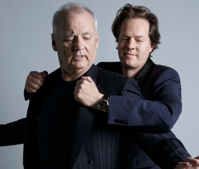 Bill Murray And Jan Vogler Take Us To New Worlds On Their New Theatrical Album