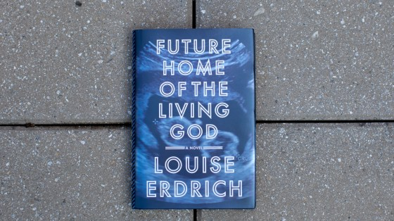 Cover photo of Louise Erdrich