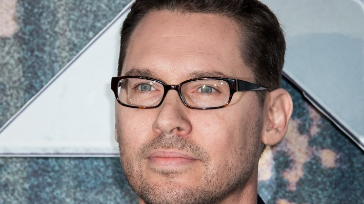 Director Bryan Singer poses for photographers upon arrival at the screening of the film X-Men Apocalypse in London, in May of last year.