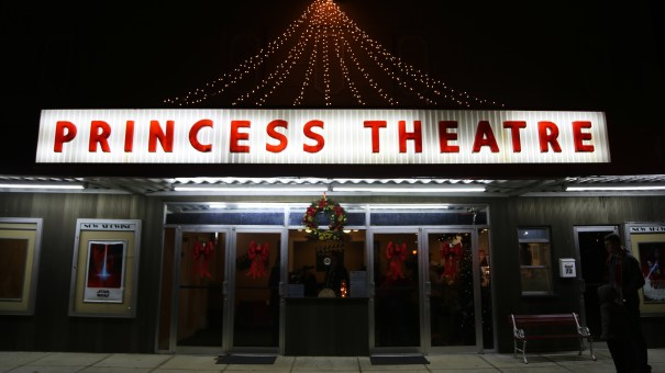 The Princess Theatre in Lexington, Tenn., has been a staple in the community for a century. For many residents, it holds a special place in their memories.