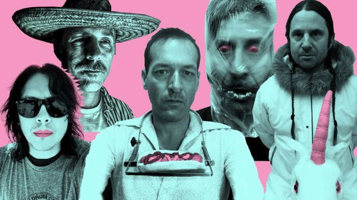 Image result for hot snakes live 2018