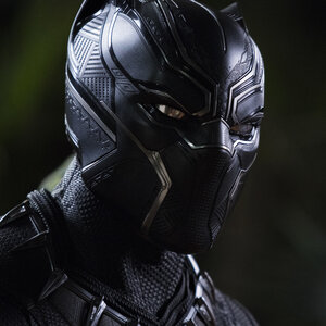 'Black Panther' Costume Designer Draws On 'The Sacred Geometry Of Africa'