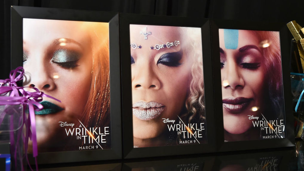"""O, The Oprah Magazine hosts special NYC screening of """"A Wrinkle In Time"""" at Walter Reade Theater on March 7, 2018 in New York City."""