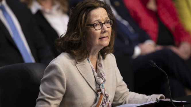 Image result for Gina Haspel