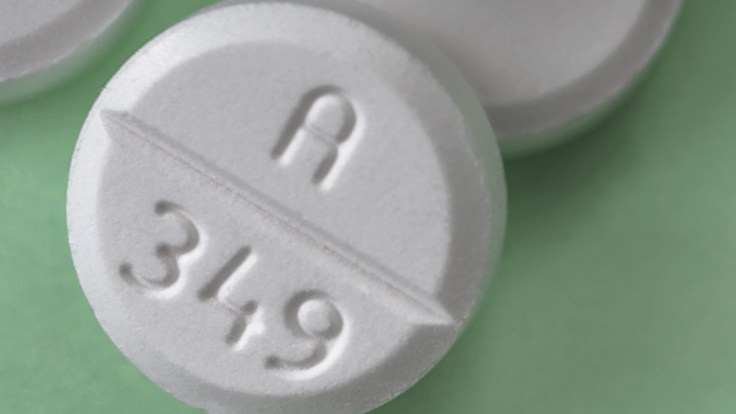 Any amount of opioid use was associated with a higher risk of arrest, parole or probation according to a new study.