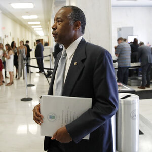 Why Charlotte Is One Of Ben Carson's Models For HUD's Work Requirements