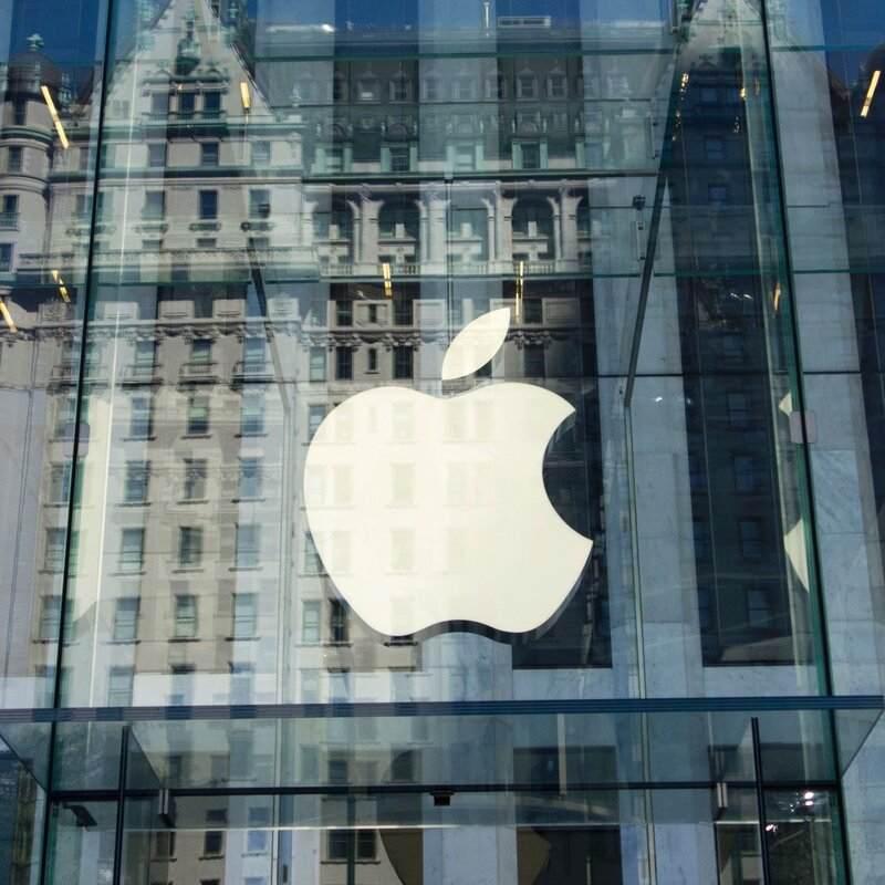 Apple Becomes World's 1st Private-Sector Company Worth $1 Trillion