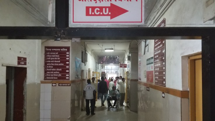 The Nashik Civil District Hospital is a government facility about 100 miles outside Mumbai. The director, Dr. Suresh Jagdale, acknowledges that the mortality rate is higher than that of private hospitals, but he says he