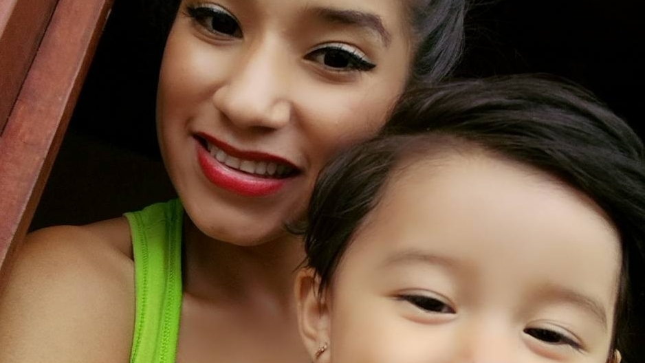 Mariee Juárez and her mother Yazmin Juárez. Mariee died after being detained along with her mother at the South Texas Family Residential Center in Dilley, Texas