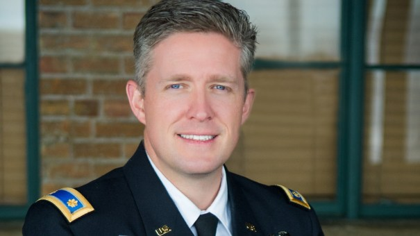 Major Brent Taylor