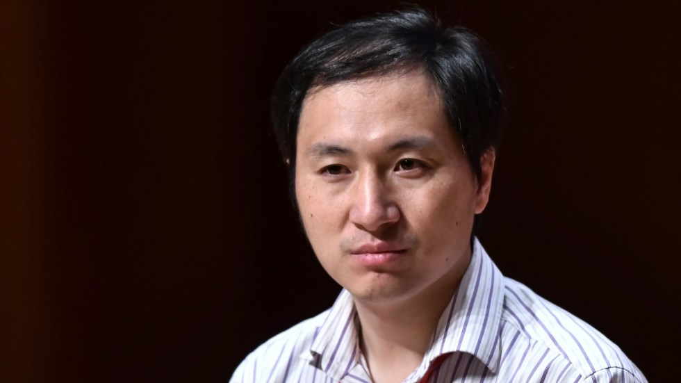 There has been a backlash since Chinese scientist He Jiankui