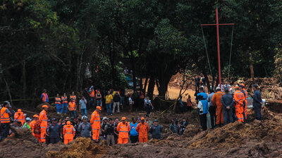 Court Orders Vale To Stop Using Tailings Dams As Death Toll Climbs Above 120