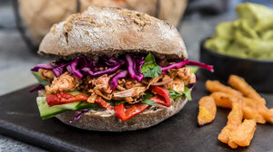 How To Get Meat Eaters To Eat More Plant-Based Foods? Make Their Mouths Water