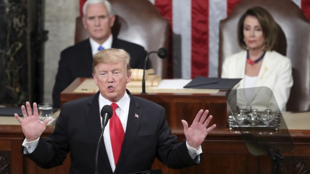 During the State of the Union speech this month, President Trump reiterated his call for funding of a wall to block unauthorized migration along the southern border.