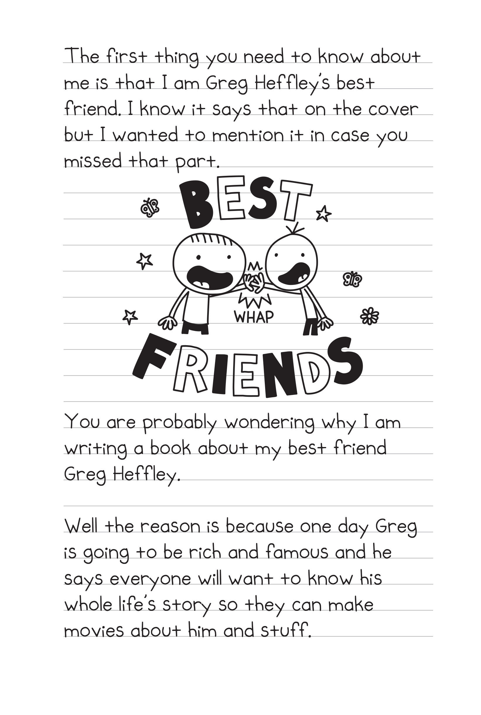 The Wimpy Kid S Best Friend Gets A Diary Of His Own
