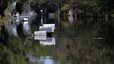 When '1-In-100-Year' Floods Happen Often, What Should You Call Them?
