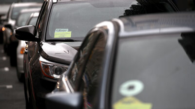 Uber And Lyft Caused Major Traffic Uptick In San Francisco, Study Says