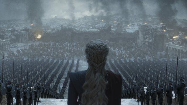 Image result for game of thrones season 8 ep 6 thank u next