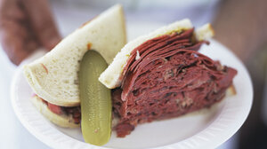Why Corned Beef Sandwiches — And The Rest Of The Universe — Exist