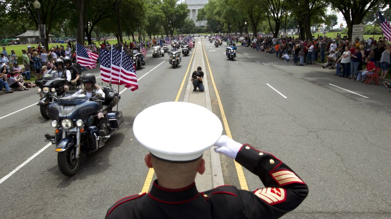 Rolling Thunder Motorcyclists Will Make