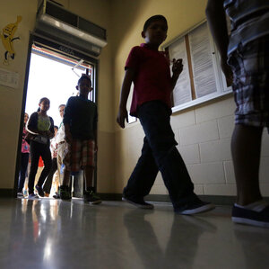 Child Welfare Advocates Say Recreation Is Necessary For Migrant Children