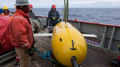 Boaty McBoatface, Internet-Adored Sub, Makes Deep-Sea Discovery On Climate Change