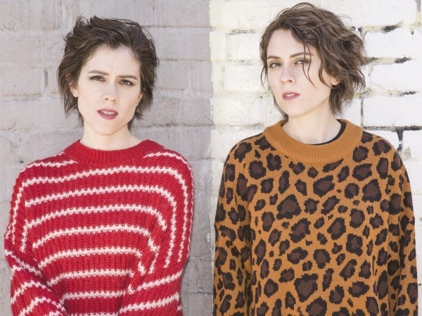 Tegan And Sara Find Pain - And Unexpected Joy - In