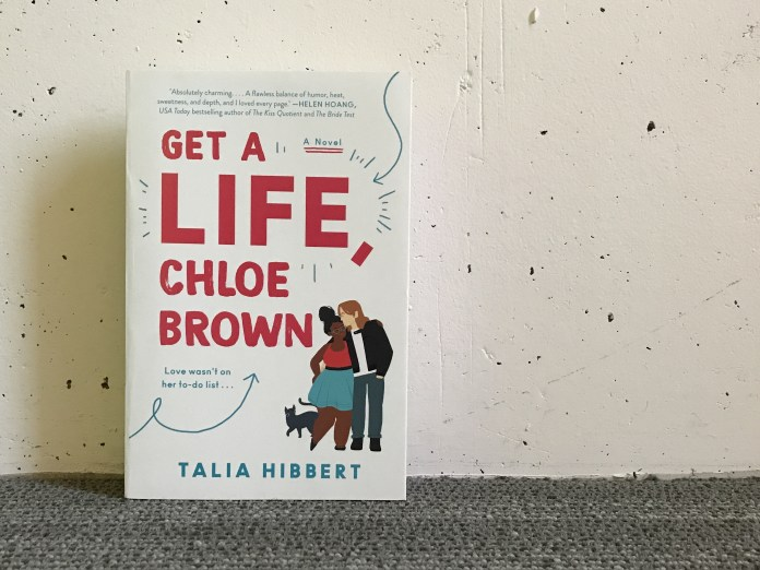 Review: 'Get A Life, Chloe Brown' Leavens Pain With Pleasure : NPR