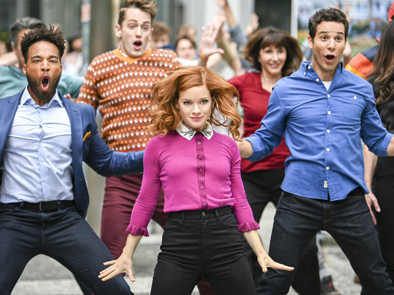 skylar astin as max jane levy as zoey clarke   john clarence stewart as simon sergei bachlakovnbc d26432c829f1709162f717de86a53770f6fa8488 s800 c85 - 5 TV Shows I Hope Get Renewed