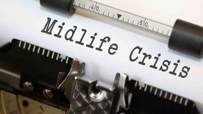 More Data On The Midlife Crisis