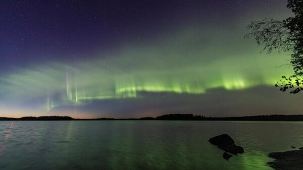 A New Form Of Northern Lights Discovered In Finland – By Amateur Sky Watchers