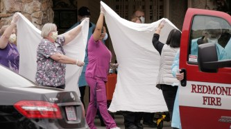 9 Coronavirus Deaths Now Reported In Washington State : Shots ...
