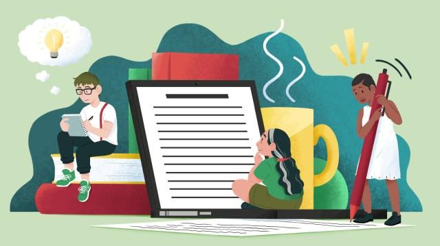 How To Write A Book: Life Kit : NPR