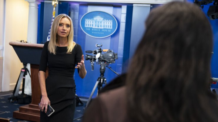 'I Will Never Lie To You': New white house Secretary Kayleigh McEnany